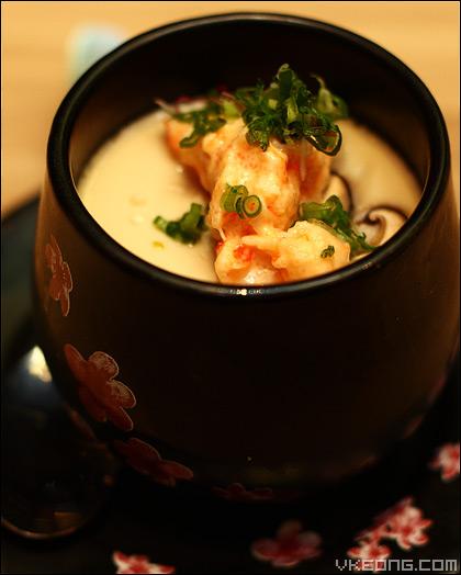 lobster-chawanmushi