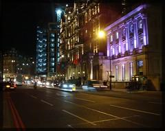 knightsbridge (SaudiSoul) Tags: road uk bridge light england london night buildings united kingdom harrods knightsbridge knight lhr ln لندن بريطانيا انجلترا المتحد نايتس بريدج