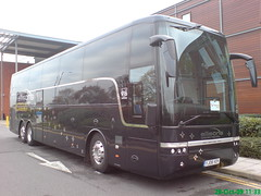 Ellisons Travel Services (leszee) Tags: uk travel bus euro 5 middlesex hounslow services coaches vanhool daf astron ellisons euro5 t916 460hp a4bathroad ellisonstravelservices premierinnheathrowairport vanhoolt916astron