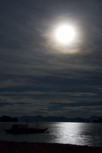Palawan Full Moon