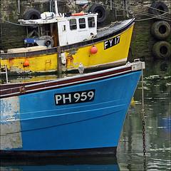 yellow and blue boat (*regina*) Tags: bigmomma thechallengegame challengegamewinner