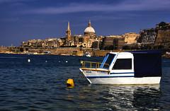 Always Beautiful - Explored (zaahr) Tags: landscape boat mediterraneo cathedral colorfull malta dodo melita architectures floriana 2011 taxbiex zaahr