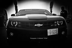 Camaro SS (Ali iBrahim  (DOSHA)) Tags: street black car speed 1 wheels camaro saudi sa drift 2010 ksa dosha hamman worldcars 3losh 3looosh
