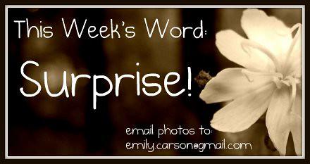 Next Week's Word, Surprise