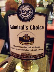 Darby, Admiral's Choice, England