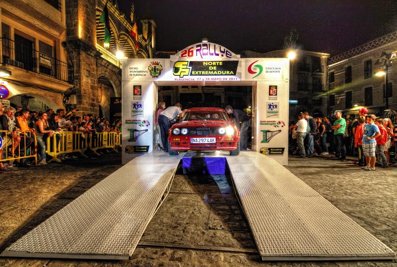 XXVI Rallye Norte de Extremadura. 5769223172_14a6d95630_o