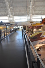 Steven F. Udvar-Hazy Center: south hangar pano...