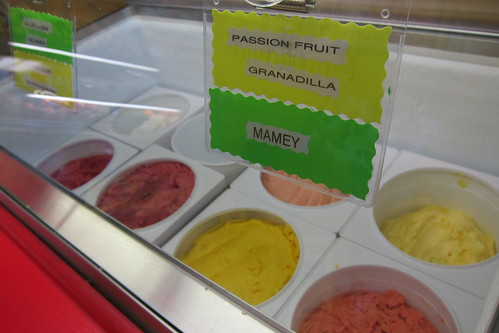 Mateo's Ice Cream & Fruit Bars: Various Ice Creams