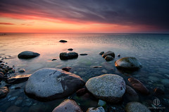 Banal About Stones (Dietrich Bojko Photographie) Tags: morning sea seascape germany landscape deutschland balticsea baltic filter filters rgen landschaft ostsee morgen kreidekste jasmund nohdr jasmundnationalpark colorphotoaward dietrichbojko mygearandme mygearandmepremium mygearandmebronze mygearandmesilver mygearandmegold mygearandmeplatinum mygearandmediamond hitechreverse dietrichbojkophotographie