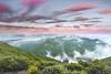 Tamalpais Glory - Marin County, California (PatrickSmithPhotography) Tags: california sunset usa fog clouds landscape unitedstates marin belvedere sanfranciscobay tamalpais monkeyflower sausalito tiburon larkspur millvalley photocontesttnc11