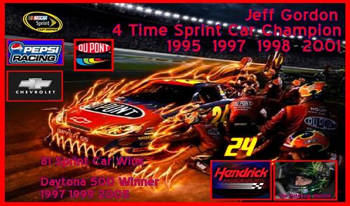 jeff gordon house. Jeff Gordon, driver of the #24