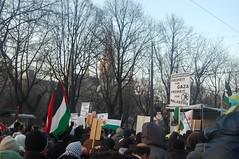 DSC_0192 (Osama ~!) Tags: wien demonstration palästina für