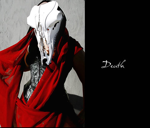 Tarot of Masks - Death