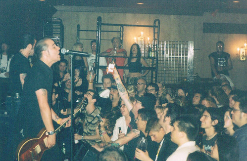 The Yo-Yo's at Vegas Shakedown in August 2000 by you.
