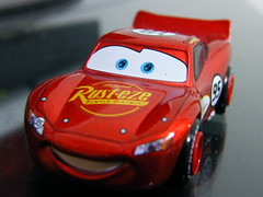 Lightning McQueen Cruising Type - Cars - Tomica