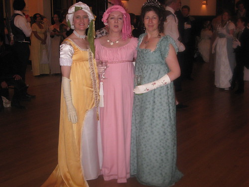 Regency ladies