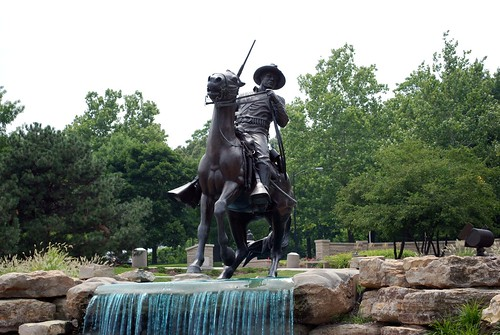 Buffalo Soldier Monument, Fort Leavenworth