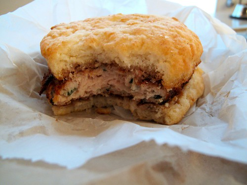 Food find: Breakfast biscuit at Star Provisions