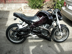 My Buell (Trevor James Ingraham) Tags: black bike sport cherry fun paint hell fast harley motorcycle times lightning custom davidson buell xb9s