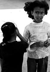 IMG_7292 (Christian Panofsky) Tags: africa girls portrait bw white black girl face look children hands child expression mani shy bn sguardo morocco marocco seek bianco ritratto nero viso embarassed volto bampw espressione espressivit bampn imbarazzato