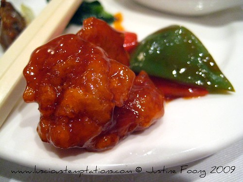 Sweet and Sour Pork in So-Chiu Style - Tai Woo, Hong Kong