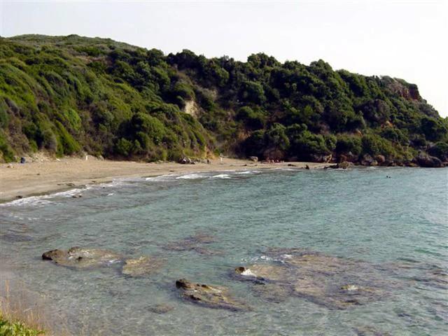 Δυτική Ελλάδα - Ηλεία - Σκαφίδια