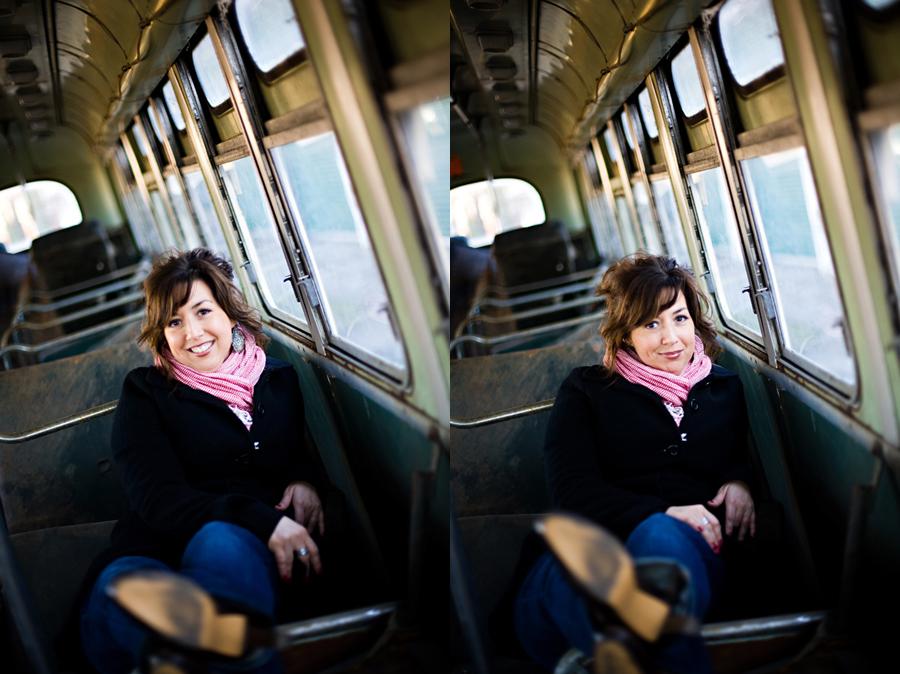 Kelly Photoshoot with Ryan