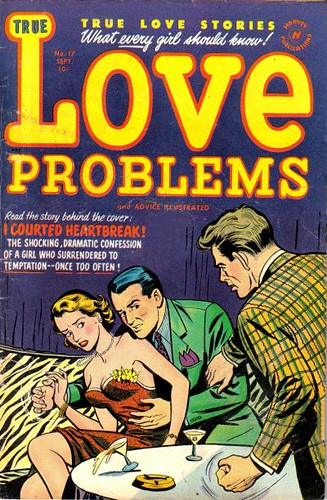 Love Problems 17 (Harvey, 1953)