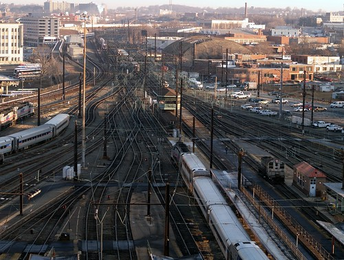 Union Station Train Yard (Washington, DC)