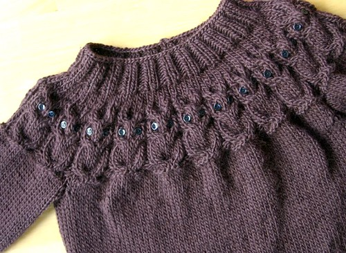 Free Knitting Pattern For Owl Sweater : She Knits Shizknits: FO Report: O W L S sweater