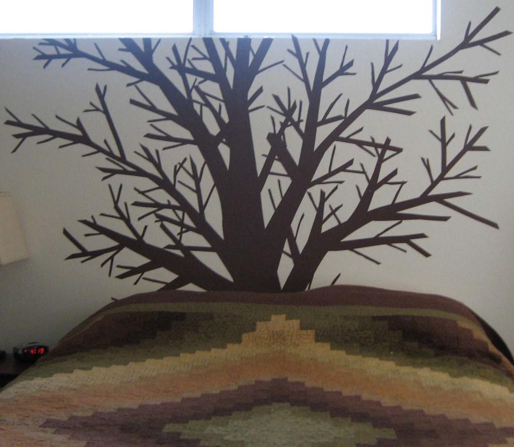 Tree Headboard