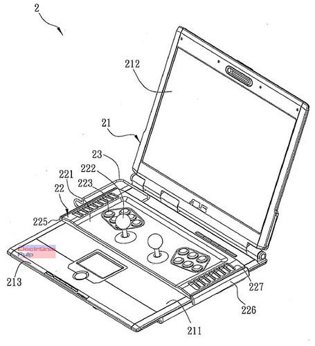 Asus Patentiert Spielhllen Aufsatz