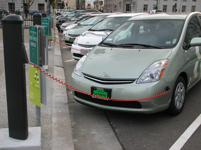 Car-Sharing in San Francisco (Bild: felixkramer, unter der Creative Commons Lizenz)