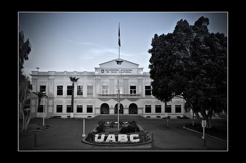 Rectoria de la universidad autónoma de baja california UABC