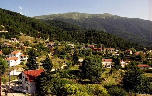 Δυτική Μακεδονία - Κοζάνη - Δήμος Βελβεντού Χωριό Καταφύγι στα 1.460μ. υψόμετρο