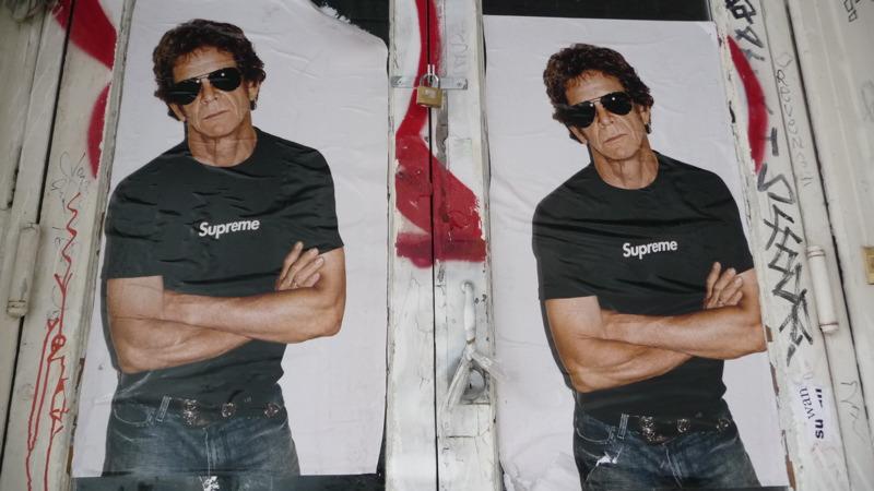 Lou Reed <3 Supreme