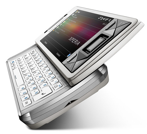 X1_Xperia_Sony Ericsson