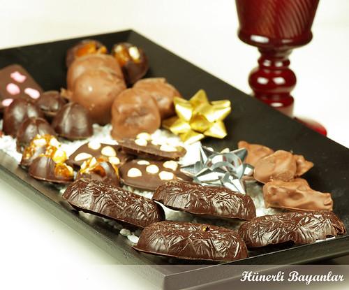 Sevgililer Günü Çikolataları