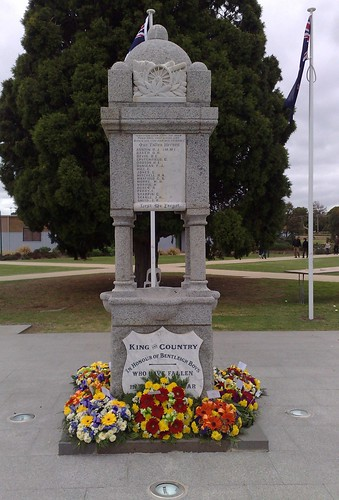 Bentleigh cenotaph