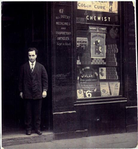 Chemist, 1930s