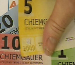 3 million Chiemgauer notes are in circulation, over 600 businesses in the Lake Chiemsee region of Bavaria accept them and 100K euros has been raised for charities and schools.