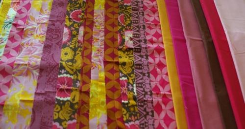 Block Swap Fabrics