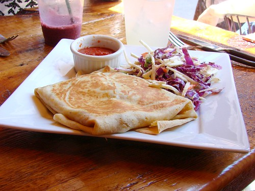Johnny Crêpe from the Skinny Pancake