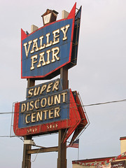 Valley Fair (magarell) Tags: sign rust neon essexcounty nj irvington valleyfair
