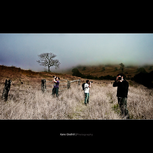 Wake, Drive, Call, Drive, Shoot - by Kane Gledhill