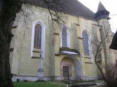Biertan, Fortified Church