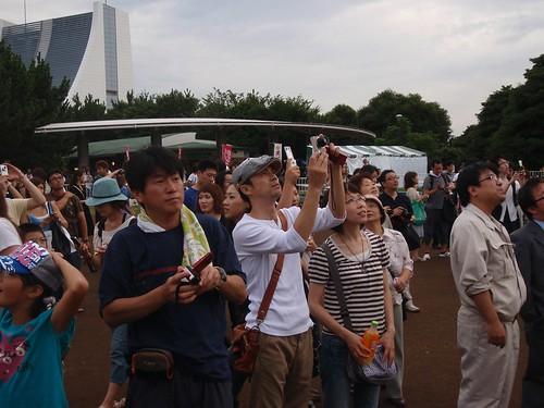 Fotografiando a Gundam