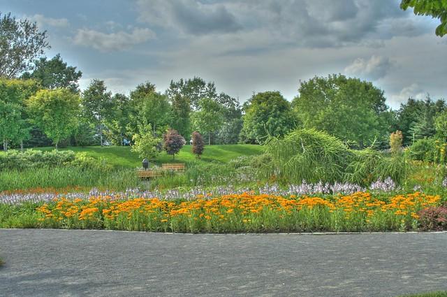 Jardin du Domaine de Maizerets