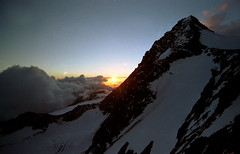 Grossglockner (atralux) Tags: sunset austria österreich grosglockner 3798m