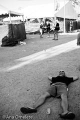 Knock Out -- Bike Convention -- Faro 2009 ( AnA oMeLeTe ) Tags: summer people man portugal bike youth faro pessoas europe dress rally photojournalism meeting down tired convention heat vero algarve lying homem 2009 meet encontro cansado motos calor fotojornalismo motards mcf concentrao motociclismo sigma2470mmf28 anaomelete canoneos400d motoclubedefaro howiamrightnow